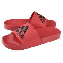 Adidas Adilette Shower Slides Sandals Slipper Red/Black EE7039 - $37.99+