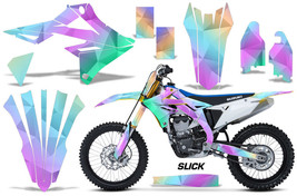 Suzuki Rmz450 Rmz 450 Conjunto Gráfico Dirt Bike Envoltura Adhesivos 201... - $168.25