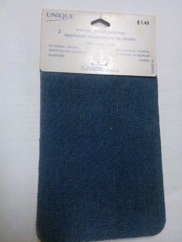 Iron-on Denim Patches 3040014