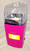 Sunbeam Hot Air Popper Pink FPSBPP7054 1200W - $25.00