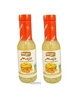 2 Pack Of Iberia Mojo For Yuca And For Tostones Spanish Marinade 10 Flui... - $13.85