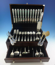 Mandarin by Whiting Sterling Silver Flatware Set 12 Service 74 Pieces - $4,500.00