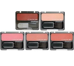 BUY 1 GET 1 @ 20% OFF (Add 2 To Cart) Covergirl Cheekers Blush - $5.71+
