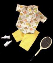 "1962 Tammy #9113-2 ""Tennis the Menace"" Outfit  - $24.95"