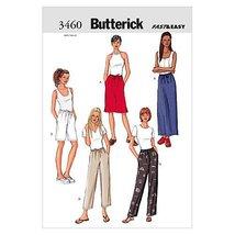 Butterick Patterns B3460 Misses'/ Misses' Petite Skirt, Shorts & Pants, ... - $14.70