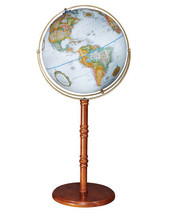 Replogle Edinburgh II 16 Inch Floor World Globe - $207.90