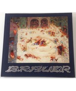 Brauer Retrospective Exhibition Paintings Drawings Graphics 1979 1st edi... - $23.65