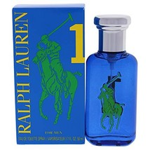 Ralph lauren Polo Big Pony Collection #1 for Men Eau de Toilette spray, ... - $27.44