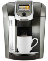 Keurig K575 Single Serve Programmable K-Cup Coffee Maker with 12 oz Brew... - $212.56