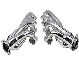 A-Team Performance Mid Length Ceramic Coated Headers Compatible With LS Swap 60' image 2