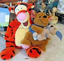 Disney Store Tigger and Roo Friendship Plush - $23.38