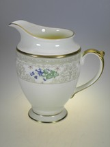 Pfaltzgraff Flora Royale Creamer Made in The USA Bone China - $8.56