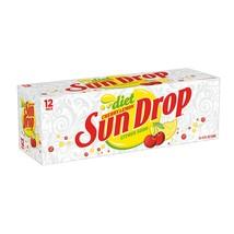 Diet Sun Drop Cherry Lemon, 12 fl oz, 12 pack - $15.84