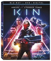 Kin [Blu-ray+DVD+Digital, 2018]