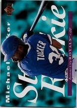 1995 Upper Deck Baseball, #230, Michael Tucker, Kansas City Royals, Star Rookie - $0.99