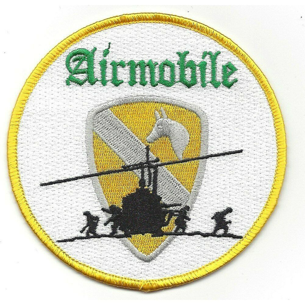 Primary image for US Army 1st Air Cavalry Airmobile Patch