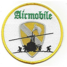 US Army 1st Air Cavalry Airmobile Patch - $11.87