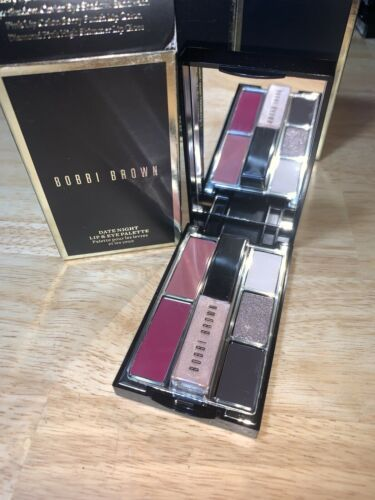 Primary image for BOBBI BROWN DATE NIGHT LIP AND EYE PALETTE BNIB