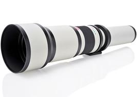 Opteka 650-2600mm Telephoto Lens f/ Sony E a9 a7R a7S a7 a6500 a6300 a6000 a5100 - $179.95