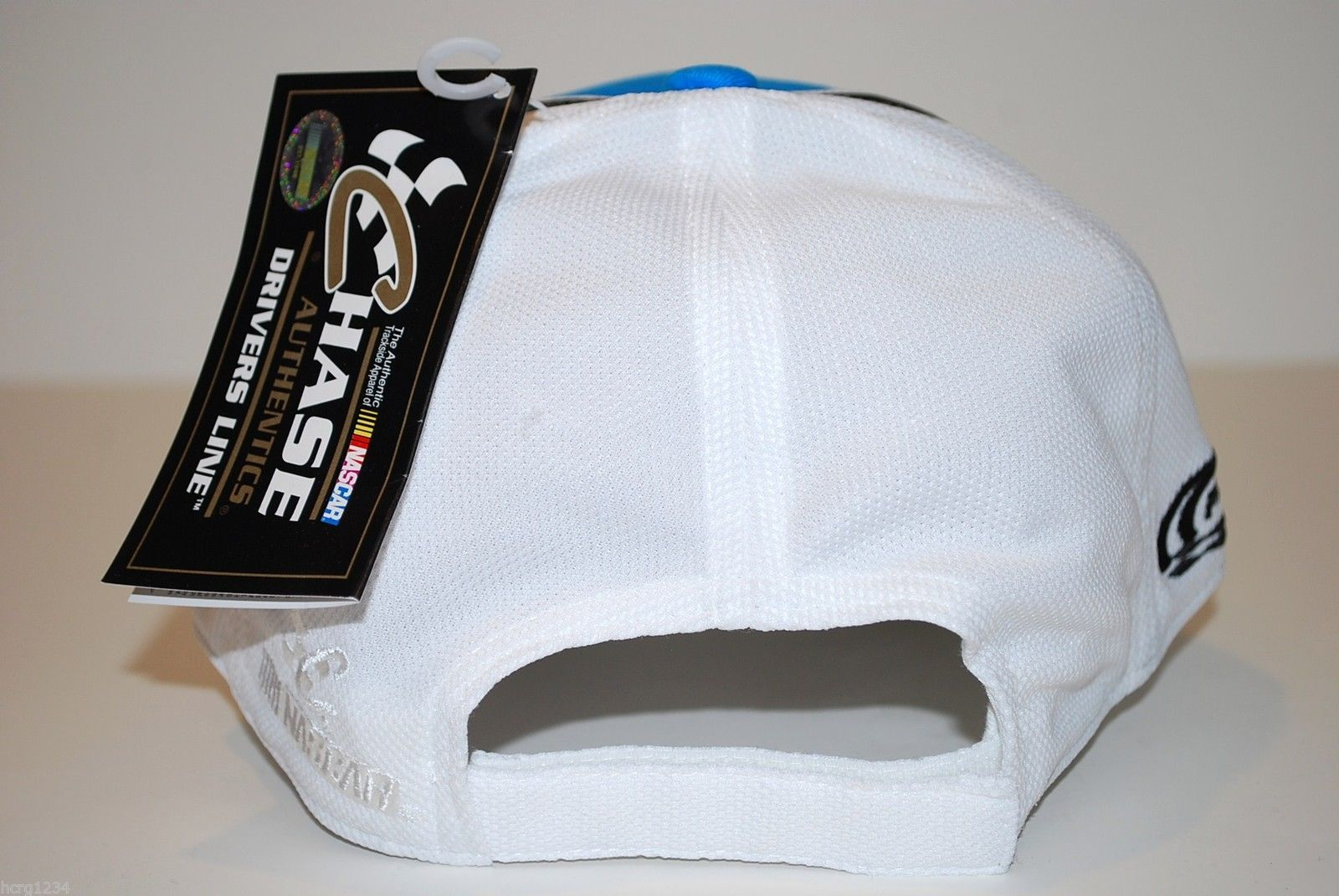 NASCAR CHASE AUTHENTICS  CAP HAT - ALLTEL WIRELESS 2008 PITCAP - #12 RYAN NEWMAN
