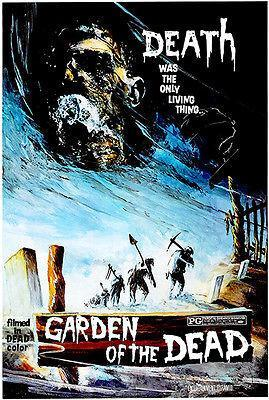 Primary image for Garden of the Dead - 1974 - Movie Poster