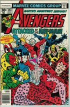 Avengers 161 FN/VF Ultron - $15.99