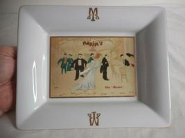 Maxim's De Paris Porcelaine  Veritable Trinket Dish - $19.79