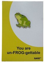Pin It! Lapel Pin Hat Pin Tie Tack with Colorful Enamel and Funny Pun- Frog - $75,81 MXN