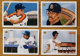 1992 Upper Deck Baseball Card Set - Hand Collated. 796/800. (99½%). - $15.00