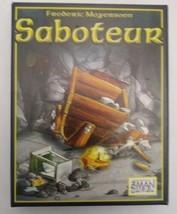 "Frederic Moyersoen ""Saboteur"" Z-Man Games - $24.74"