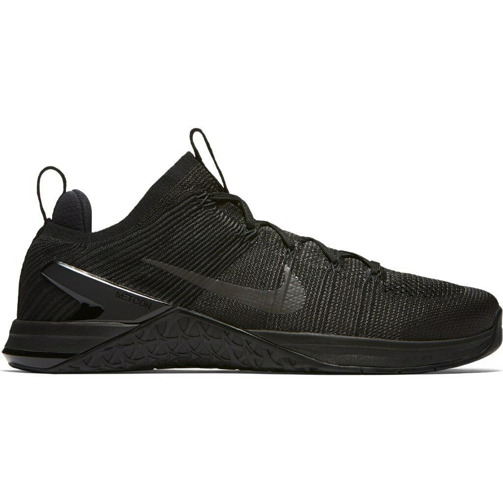 Nike Metcon DSX Flyknit 2 Triple Black Crossfit Training Shoes 924423-004 image 1