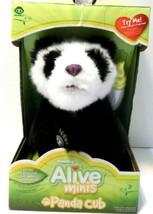 """WowWee Newborn Mini 9"""" Panda Bear Cub Toy WowWee Interactive Pet - $29.01"""