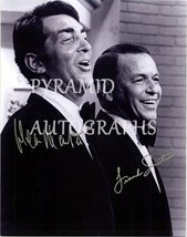 FRANK SINATRA & DEAN MARTIN Autographed Authentic Signed Photo w/COA - 80164 - $1,050.00