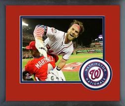 Bryce Harper 2018 All-Star Game MLB Home Run Derby Matted/Framed Photo 4 - $42.95