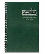 House of Doolittle 2019-2020 Weekly Academic Planner Assignment Book, Gr... - $5.63