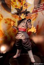 Original Banpresto Dragonball Legends Figure Collab Goku Black PVC action figure - $39.00