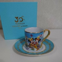 Tokyo Disney Resort 30th Anniversary Mickey & Minnie The Happnes Year Cu... - $62.37