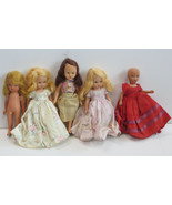 Lot of Nancy Ann Storybook Dolls Bisque Frozen Legs & Plastic TLC Fixer ... - $19.99