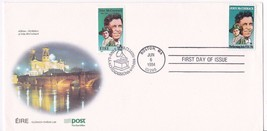 John Mc Cormack #2090 Joint Issue With Ireland Dual Cancel 1984 Eire Post - $6.15