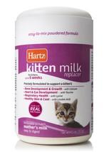 Hartz Powdered Kitten Milk Replacer Formula - 11Oz - $25.39