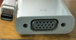 OEM Apple Mini Display Port to VGA Adapter MB572Z/A A1307 - $6.75