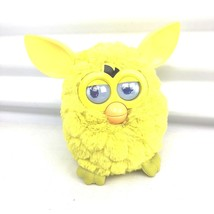 2012 Furby Boom Sunshine Yellow Hasbro Talking Interactive WORKS - $37.17