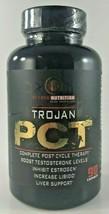 Sparta Nutrition TROJAN PCT Test Booster E-Blocker Liver Support, 90 Cap... - $34.99