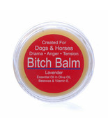 Bitch Balm for Dogs Horses Helps to relieve drama anger tension - $34.50