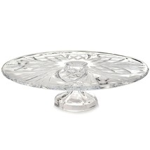 """Marquis by Waterford Newberry 13"""" Footed Cake Plate NEW IN THE BOX (s) - $74.79"""