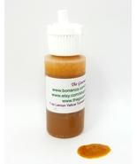 1 oz YELLOW TURMERIC LIQUID COLORANT 100% Natural Soap - $4.95