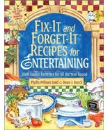 Fix-It and Forget-It Recipes for Entertaining: Slow Cooker Favorites for... - $8.14
