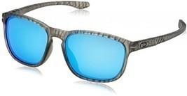 Oakley Men's Enduro OO9274-07 Non-Polarized Iridium Oval Sunglasses, Mat... - £216.15 GBP