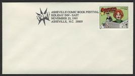 "Asheville Comic Book Festival Nov 25, 1995, ""Brenda Starr * Reporter"" - $1.00"