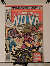 Nova #10 (Jun 1977, Marvel) - $4.42